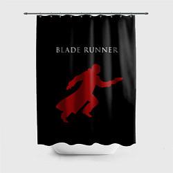 Шторка для душа Blade Runner цвета 3D — фото 1