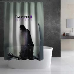 Шторка для душа Darksiders II: Death Lives цвета 3D — фото 2