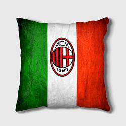Подушка квадратная Milan2 цвета 3D-принт — фото 1
