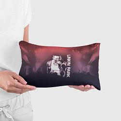Подушка-антистресс Linkin Park Честер цвета 3D — фото 2
