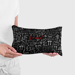 Подушка-антистресс Формулы физики цвета 3D — фото 2