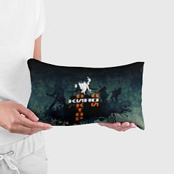 Подушка-антистресс Виктор Цой цвета 3D — фото 2