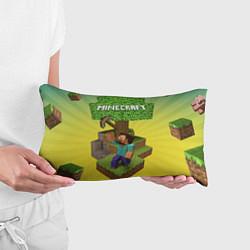Подушка-антистресс Minecraft Tree цвета 3D — фото 2