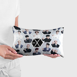 Подушка-антистресс EXO Boys цвета 3D — фото 2