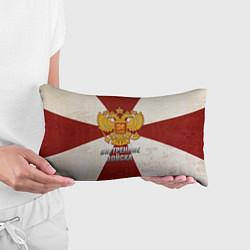 Подушка-антистресс Внутренние войска цвета 3D — фото 2