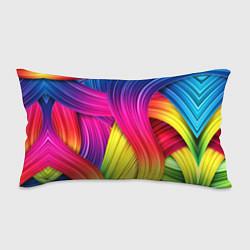 Подушка-антистресс Абстракция цвета цвета 3D — фото 1