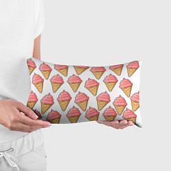Подушка-антистресс Мороженки цвета 3D — фото 2