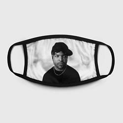 Маска для лица Ice Cube цвета 3D-принт — фото 2
