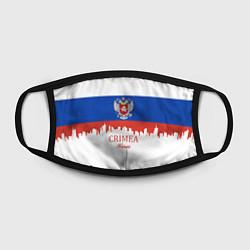 Маска для лица Crimea, Russia цвета 3D — фото 2