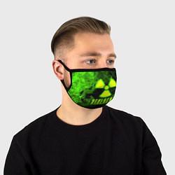 Маска для лица STALKER 2 цвета 3D-принт — фото 1