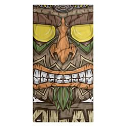 Бандана-труба Aku-Aku (Crash Bandicoot) цвета 3D — фото 2