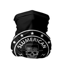 Бандана-труба Slumerican III цвета 3D — фото 1