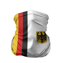 Бандана-труба I Love Germany цвета 3D-принт — фото 1
