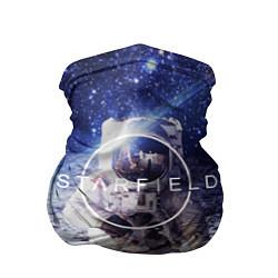 Бандана-труба Starfield: Astronaut цвета 3D-принт — фото 1