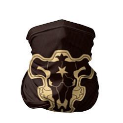 Бандана-труба Black Clover цвета 3D — фото 1