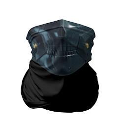 Бандана-труба Дай-хардмен цвета 3D — фото 1