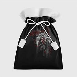 Мешок для подарков Орда цвета 3D — фото 1