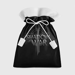 Мешок для подарков Shadow of War цвета 3D-принт — фото 1