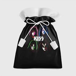 Мешок для подарков KISS: Acid Colours цвета 3D — фото 1