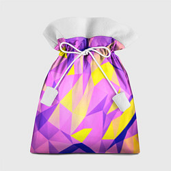 Мешок для подарков Texture цвета 3D — фото 1