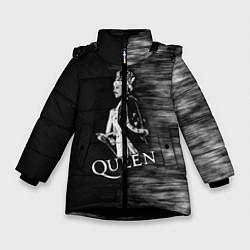 Куртка зимняя для девочки Black Queen цвета 3D-черный — фото 1