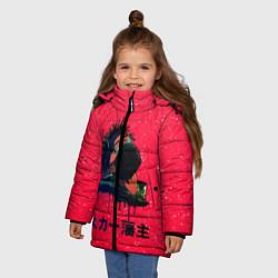 Куртка зимняя для девочки SCARLXRD Rap - фото 2