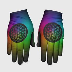 Перчатки Coldplay Colour