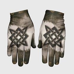 Перчатки Квадрат Сварога