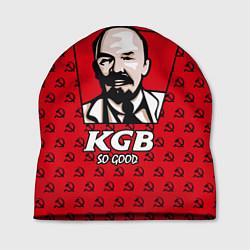 Шапка KGB: So Good цвета 3D-принт — фото 1