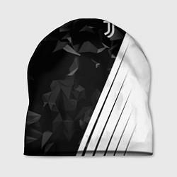 Шапка FC Juventus: Abstract цвета 3D — фото 1