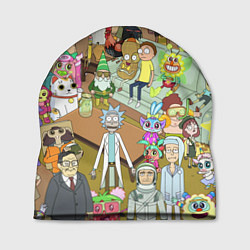 Шапка Rick & Morty: Stories