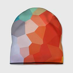Шапка Пикси кристаллы цвета 3D-принт — фото 1