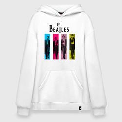 Худи оверсайз Walking Beatles
