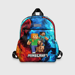Детский рюкзак Minecraft Майнкрафт