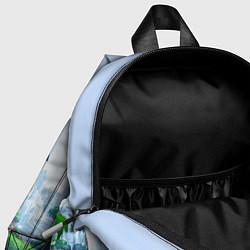 Детский рюкзак SEGA SONIC цвета 3D-принт — фото 2