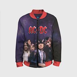 Детский бомбер AC/DC