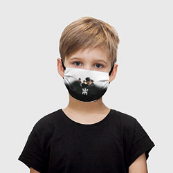 Детская маска для лица Пикник