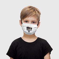 Детская маска для лица Группа Пикник