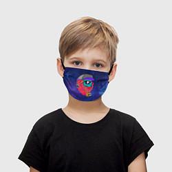 Детская маска для лица Лев SWAG