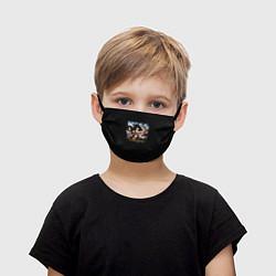 Детская маска для лица Kiss Monster