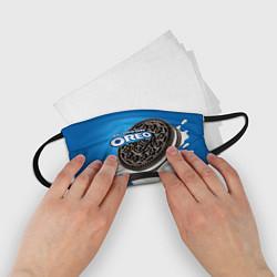 Маска для лица детская Oreo цвета 3D — фото 2