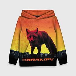 Толстовка-худи детская The Prodigy: Red Fox цвета 3D-черный — фото 1