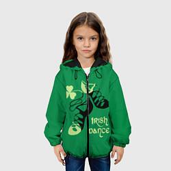 Куртка 3D с капюшоном для ребенка Ireland, Irish dance - фото 2