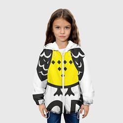 Куртка 3D с капюшоном для ребенка Сова: пора в отпуск! - фото 2
