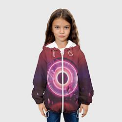 Детская 3D-куртка с капюшоном с принтом Imagine Dragons: Whatever It Takes, цвет: 3D-белый, артикул: 10131111805458 — фото 2