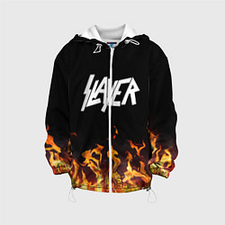 Куртка 3D с капюшоном для ребенка Slayer - фото 1