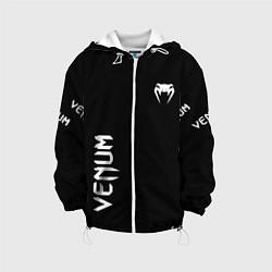 Куртка с капюшоном детская Venum цвета 3D-белый — фото 1