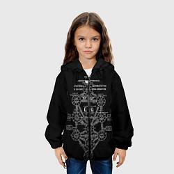 Куртка 3D с капюшоном для ребенка EVa-updown - фото 2