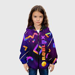 Куртка 3D с капюшоном для ребенка Roblox - фото 2