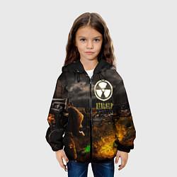Куртка 3D с капюшоном для ребенка Stalker 2 - фото 2